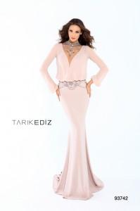 Платье Tarik Ediz 93742