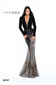 Платье Tarik Ediz 93747