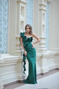 Платье Tarik Ediz 93110