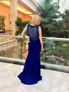 Платье Tarik Ediz 92476