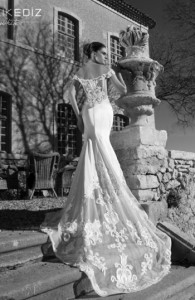 Платье Tarik Ediz G1144