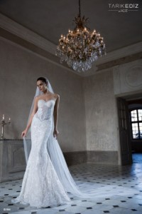 Платье Tarik Ediz G1164