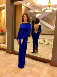 Платье Tarik Ediz 92587