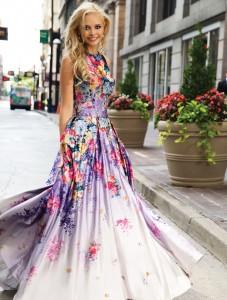 Платье Jovani 22753