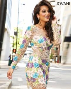 Платье Jovani 99019